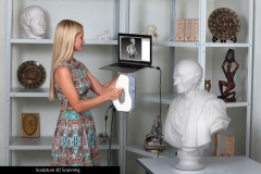 Sculpture-3D-Scanning